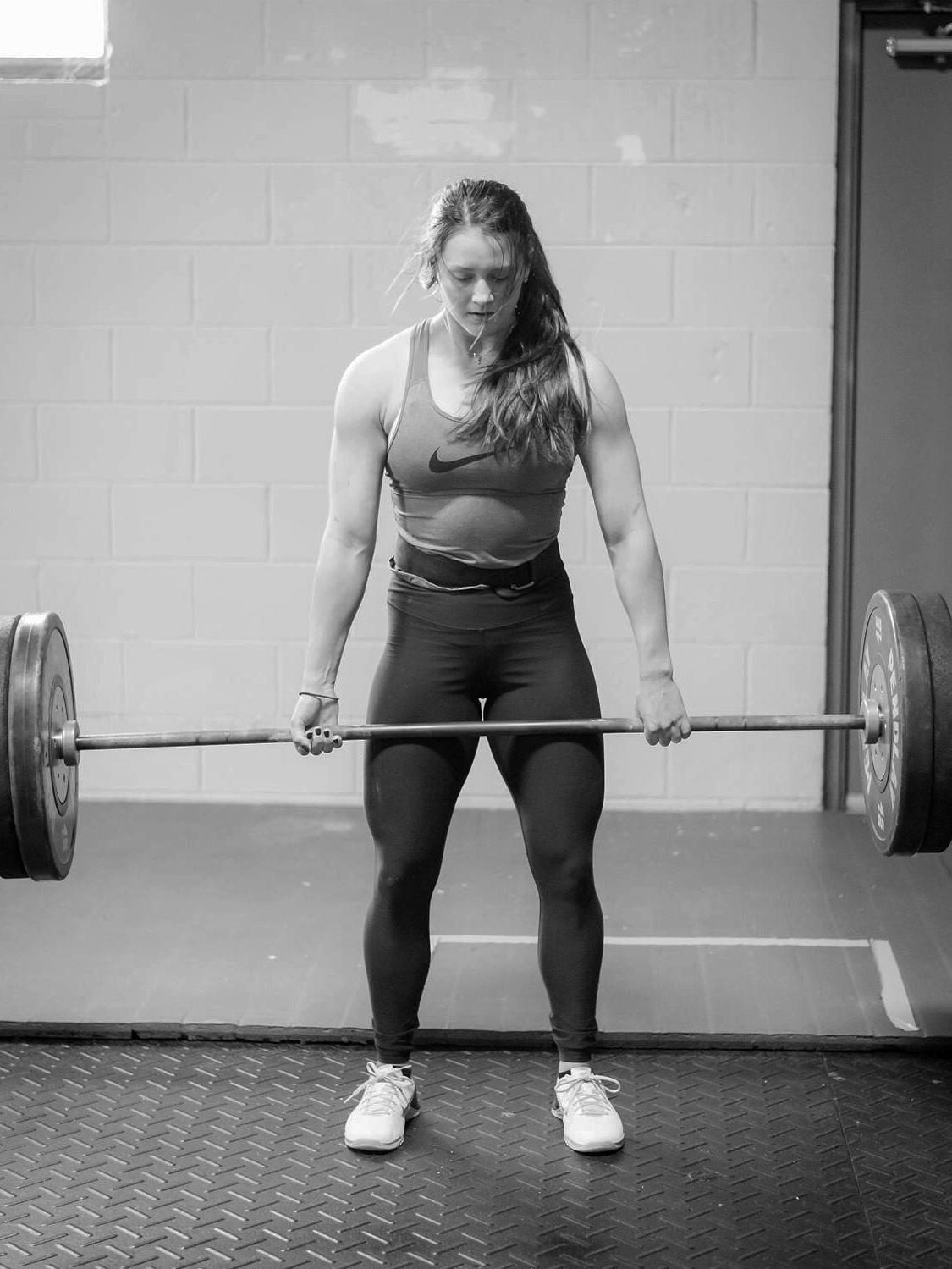 Alexis Raptis - CrossFit Athlete