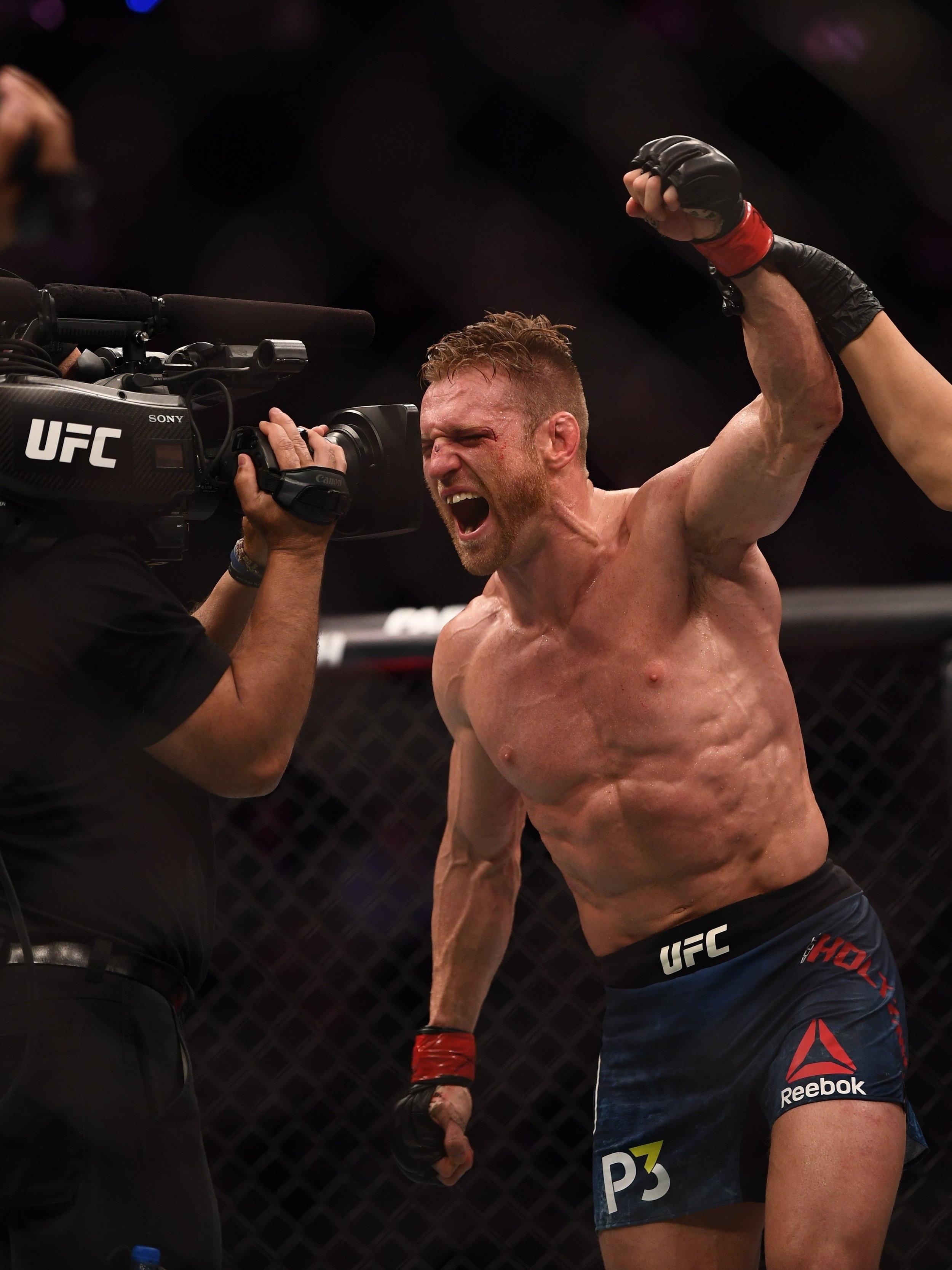 Scott Holtzman - MMA