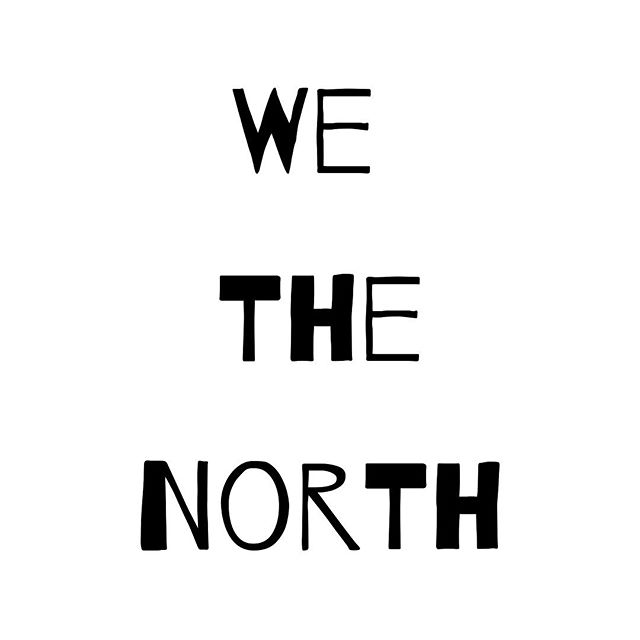 Happy #wethenorthday! Enjoy the happy feelings and savour them so you can call them up the next time you are having a tough day! . . . #toronto #happyfeelings #happiness #raptors #nbachamps #canada #canadianpride #wethenorth