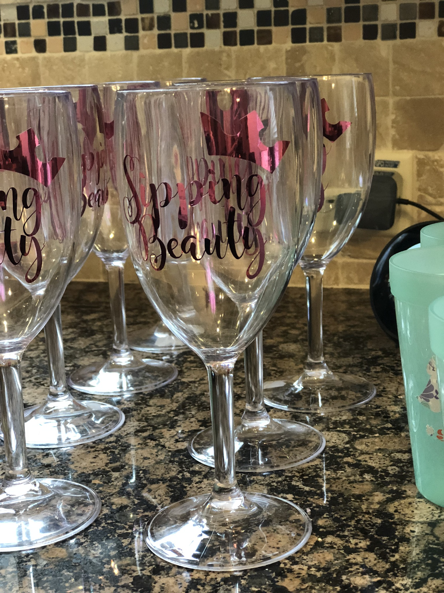 cups for the mamas!