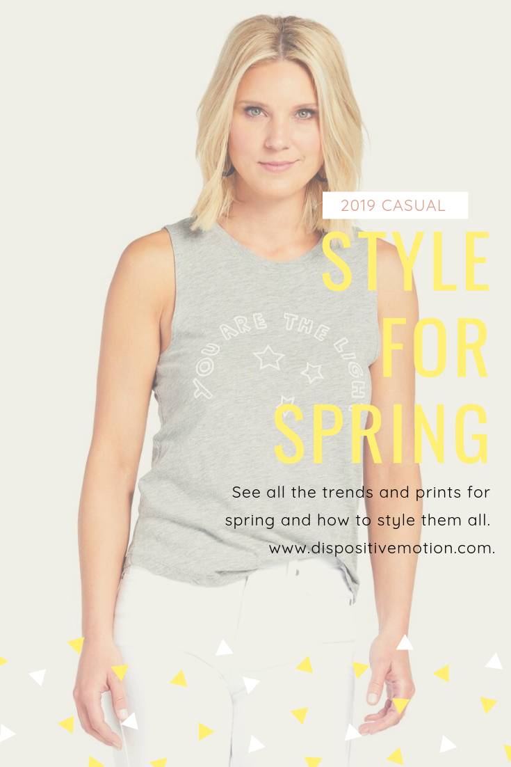 Awesome Spring Women Casual Outfit Ideas for Every Woman.