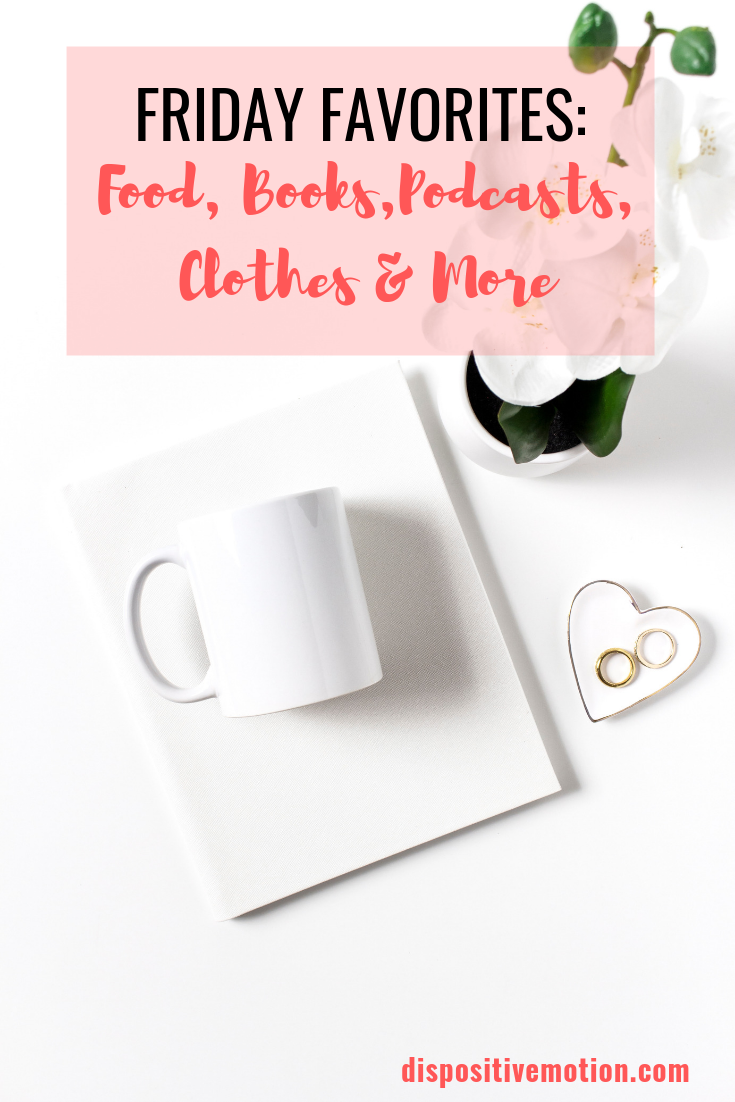 Lifestyle & Wellness Blogger, Lynn Winter shares her favorite, books, foods, clothes, podcasts & more. All the things that make this busy working mama happy!