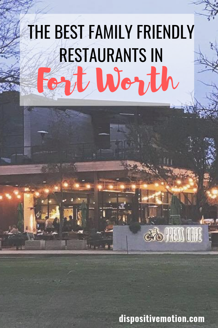 Has Fort Worth ever crossed your mind? Sharing the ultimate guide to eating out in Fort Worth, Texas with the family friendly restaurants that are all locally owned! Fort Worth Lifestyle Blogger Lynn Winter shares the guide to family dining in Fort Worth.