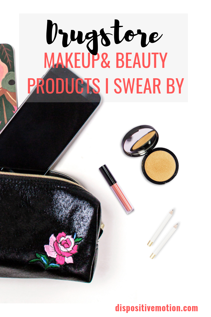 I love a good luxury  beauty product, but I also have my tried and true drugstore beauty products. I tested out a lot of makeup and beauty products to bring you the best drugstore makeup dupes and drugstore beauty dupes that are less than $10! From soap, concealer, powder, blush, bronzer, to highlighter, and everything in between, you can find AMAZING makeup and beauty products at the drugstore for such an affordable price! #makeupdupes #beautytips #affordablemakeup