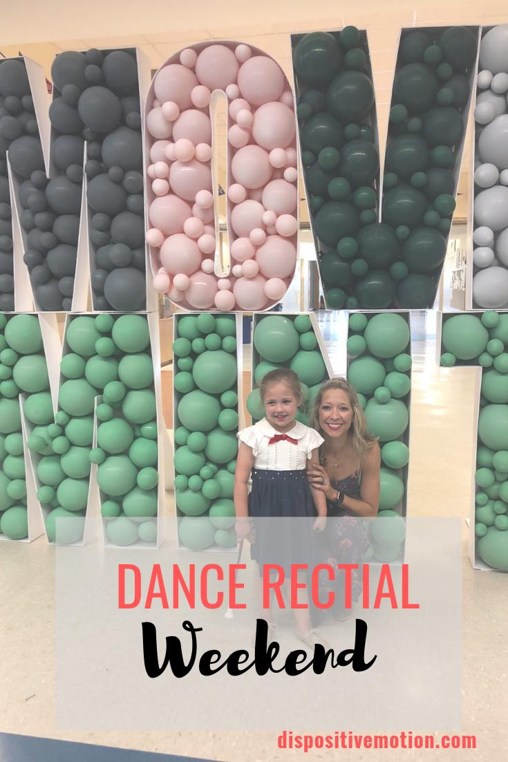 Weekending: Catch up on my weekend of dance recitals, photoshoots and neighborhood BBQ! Lifestyle & Wellness Blogger, Lynn Winter.