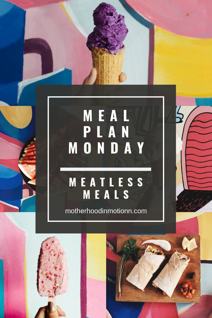 Meal Plan Monday. Easy, healthy meals that fit for a busy mama. Lynn Winter | Motherhood in Motion
