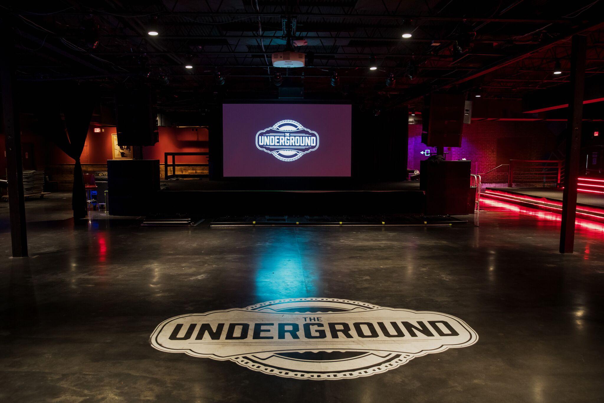The Fillmore Underground Venue