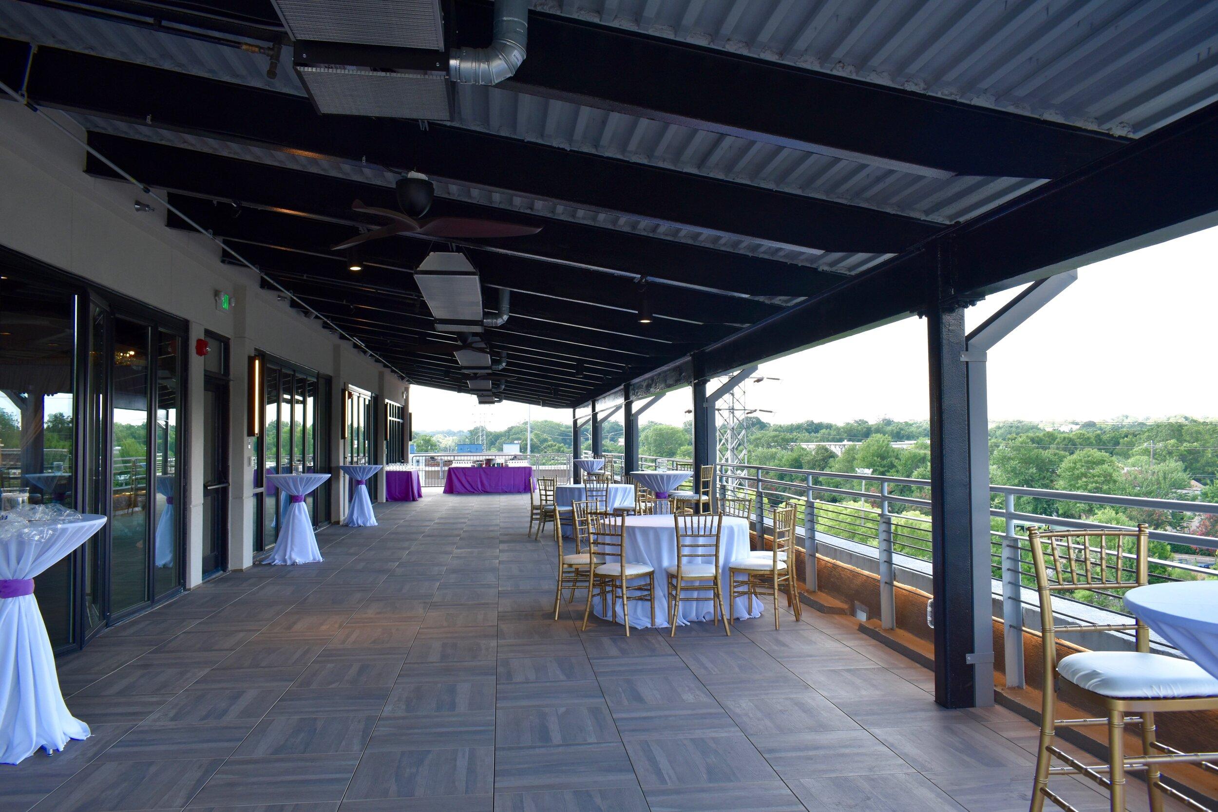 The Terrace at Cedar Hill Patio