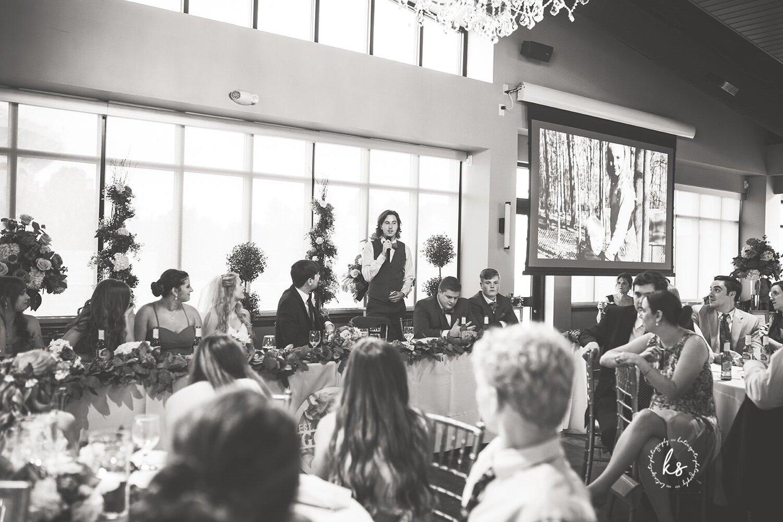 Maid of Honor Speech | Snapper Wedding Reception