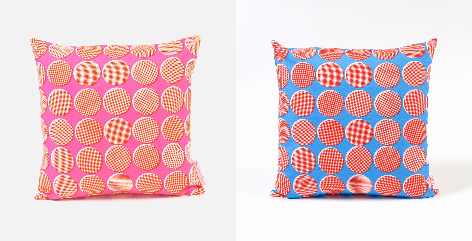 Cushions by  Sunny Todd