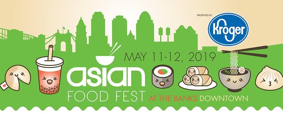 Cincinnati Asian Food Fest, photo courtesy of   asianfoodfest.org