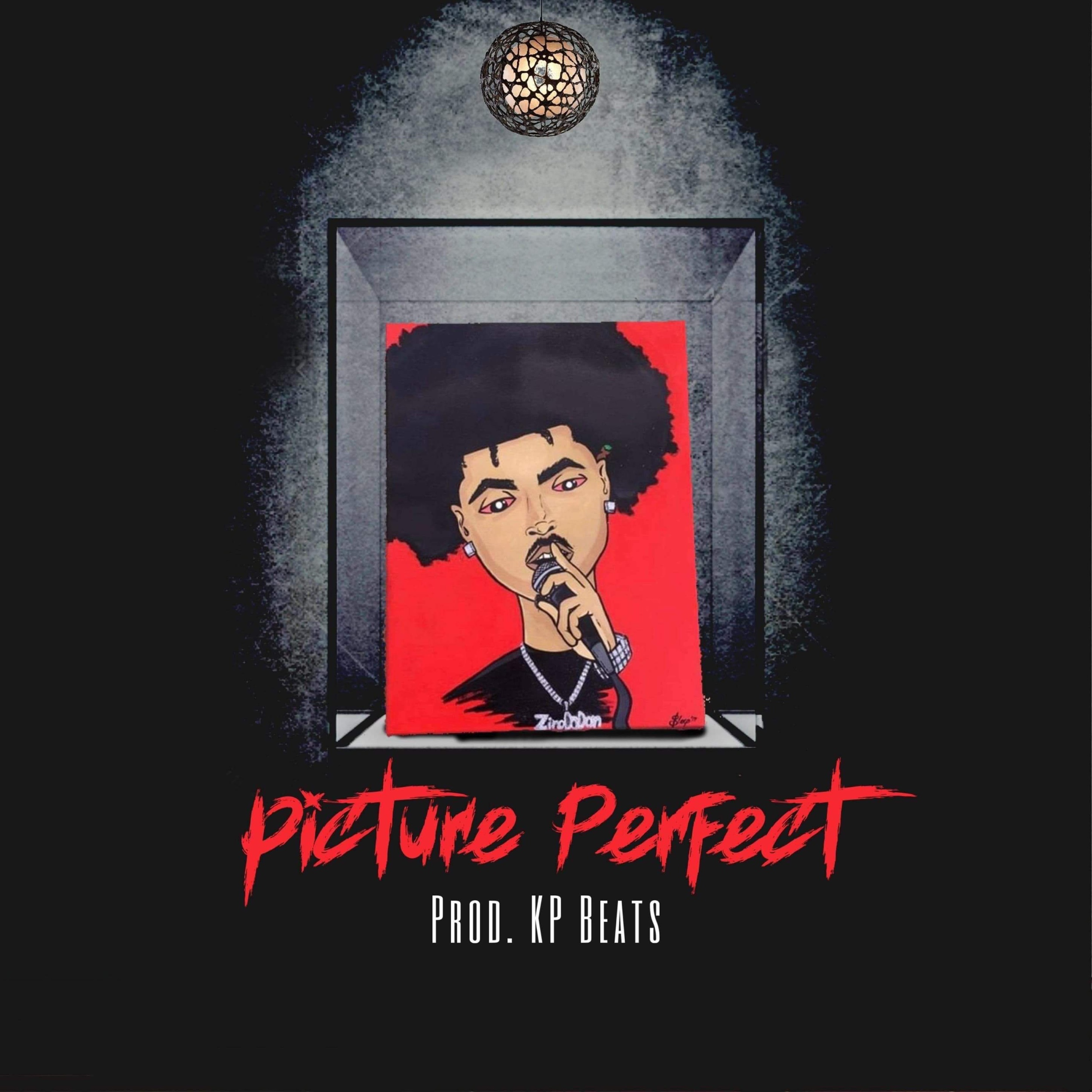 Zino's upcoming project titled 'Picture Perfect' to be released August 9th, 2019. Cover Art was provided by SleepVangogh, while production of the project is attributed to KP Beats.
