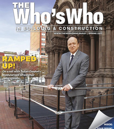 Who's Who in Building and Construction Magazine - Spring 2017 Amramp
