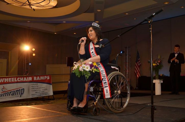 Ms Wheelchair California