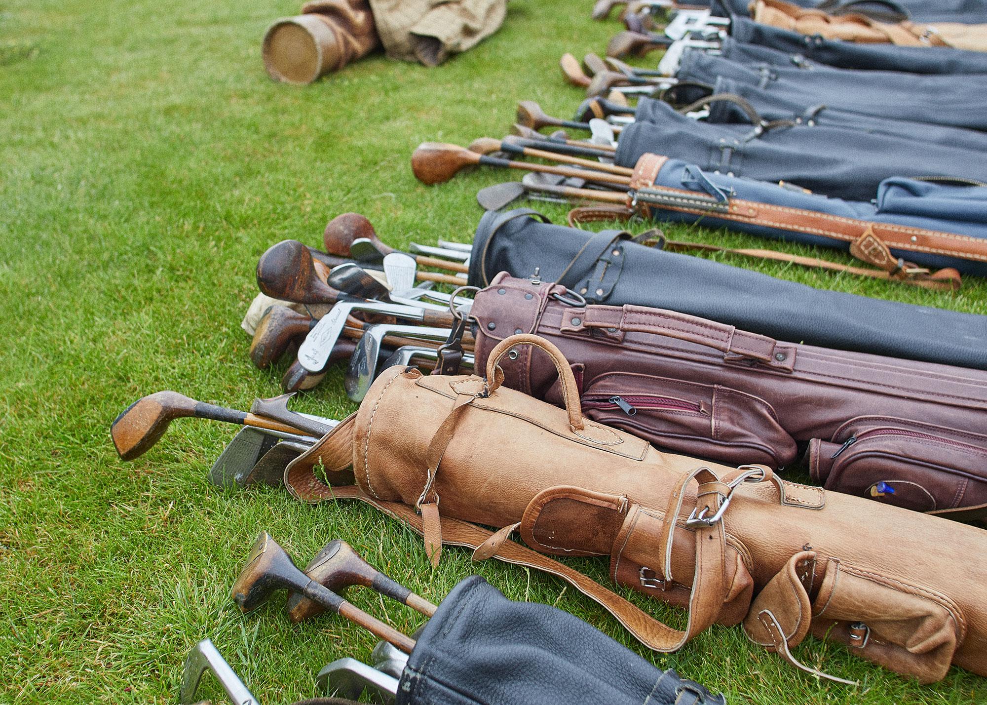 Hickory Day - Saltburn Golf Club