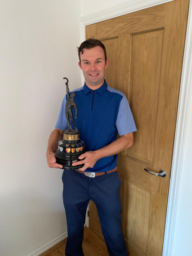 Congratulations to Club Champion, Stephen Henderson