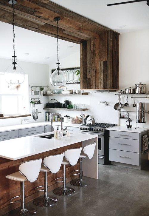 Farmhouse kitchen sinks and faucets