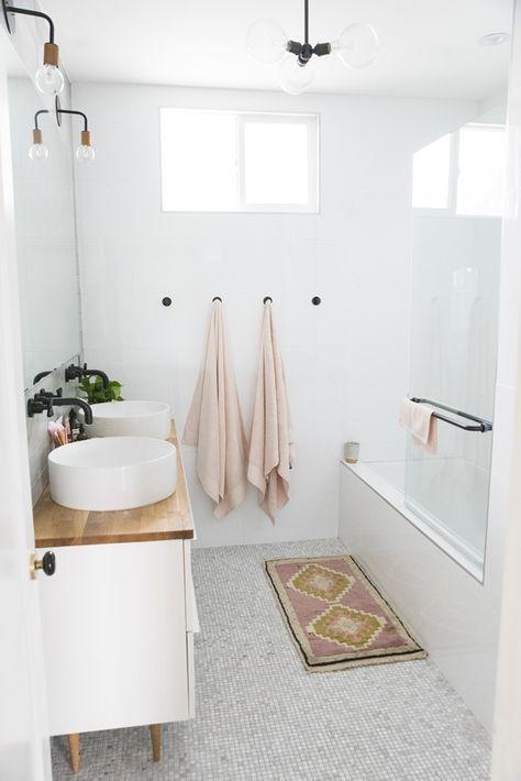 Minimalist Bathroom design Ideas! www.blog.vigoindustries.com