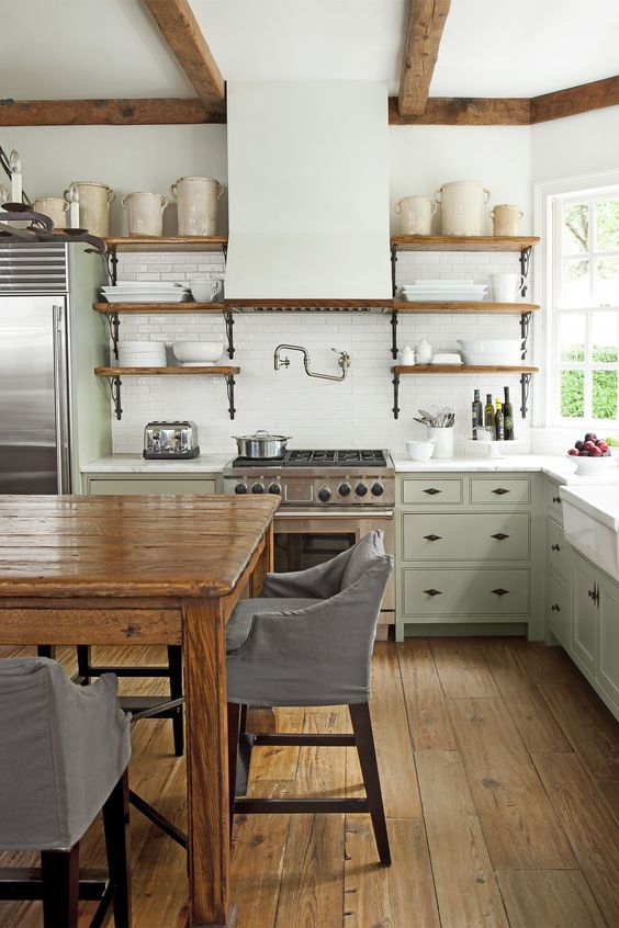 15 Gorgeous Kitchen Trends for 2019 - New Cabinet and Color Design Ideas.jpg