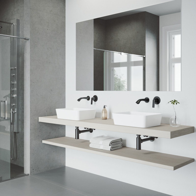 Myth #4: The Only Reason to Remodel A Bathroom is For the Visuals - The idea that a bathroom remodel is simply for aesthetics is simply untrue. While updating any bathroom will likely bring an element of luxury in your space, there are plenty of additional reasons to consider an upgrade.Hairline fractures in the bathtub, sink, or toilet, for example, are clear reasons to replace these fixtures, as they will prevent costly leaks and damage down the road. Updating plumbing and lighting can also be essential elements that can save money on both water bills and electricity costs.