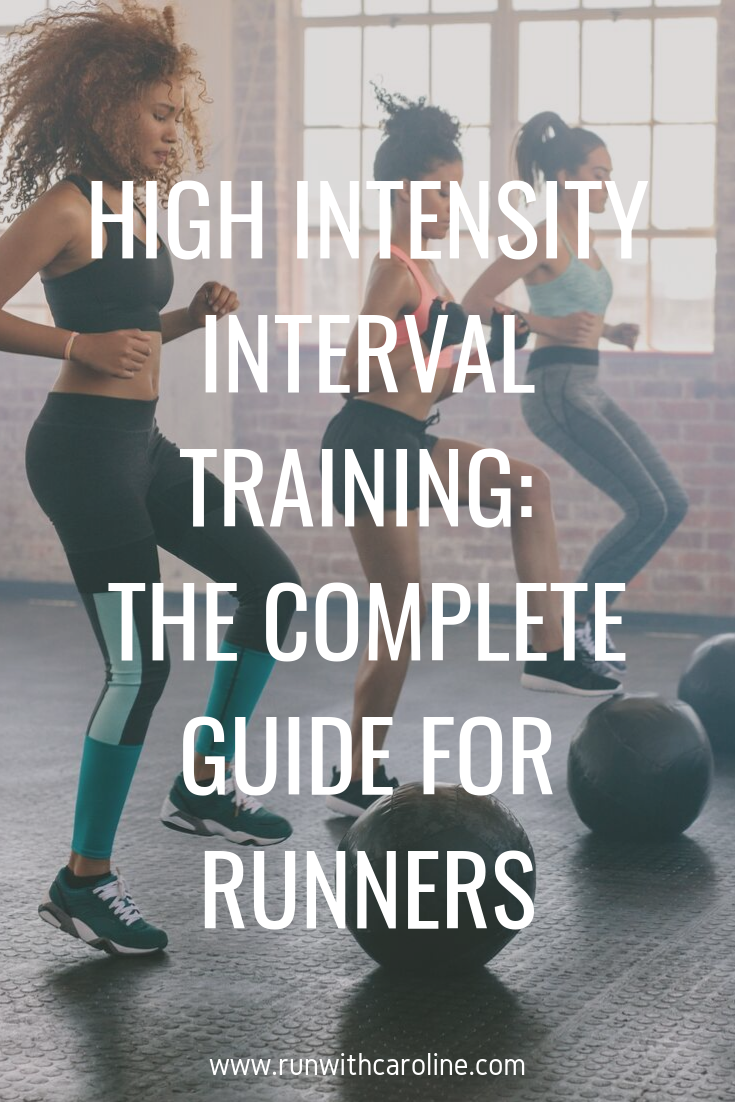 HIIT: The complete guide for runners