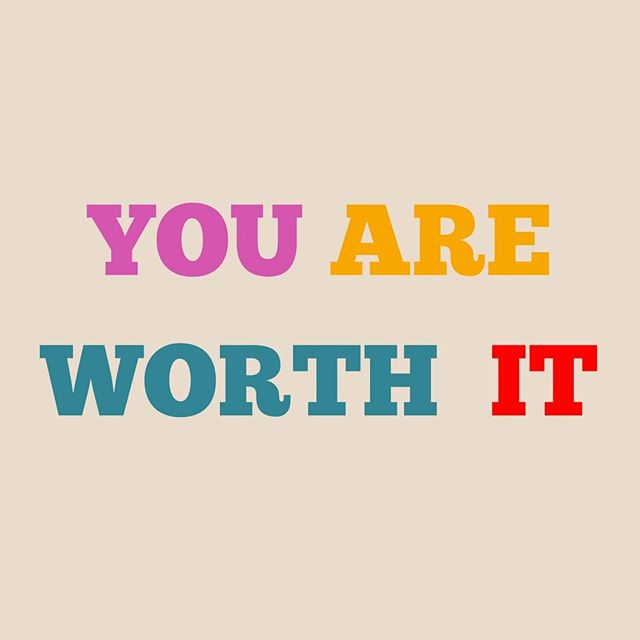 Do it for yourself because YOU are worth it ✨ . . . . . .  #braveones #bravery #brave #courage #courageous #podcast #podcasting #podcaster #podcastersofinstagram #applepodcasts #spotifypodcast #itunespodcast #worthy #worthiness #youareworthit #worthit #youareworthy