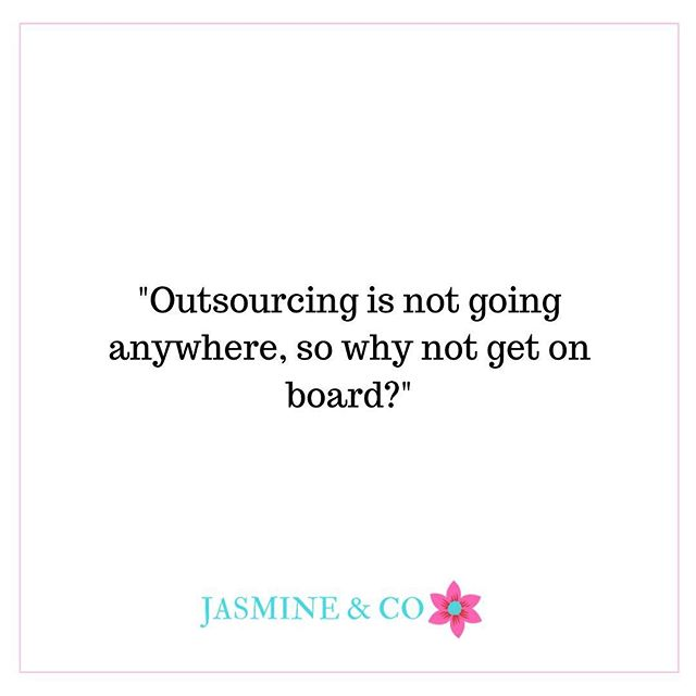 If you could outsource any task in your business and no longer have to worry about it, what would that task be? How would this improve how you work and run your business? . . . #outsourcing #growyourbusiness #letstalk #letsdothis #thenextlevel #collaboration #jasmineandco #thefutureisfemale  #startupgrind #branddevelopment #digitalbranding #personalbrand #serviceprovider #professionalservces #ownabusiness #businesssolutions #businessadvisor #intellectualproperty #werkprayslay #womenwinning #femprenuer #sidehustlepro #blackcreatives #christianentrepreneur #bossbabesociete