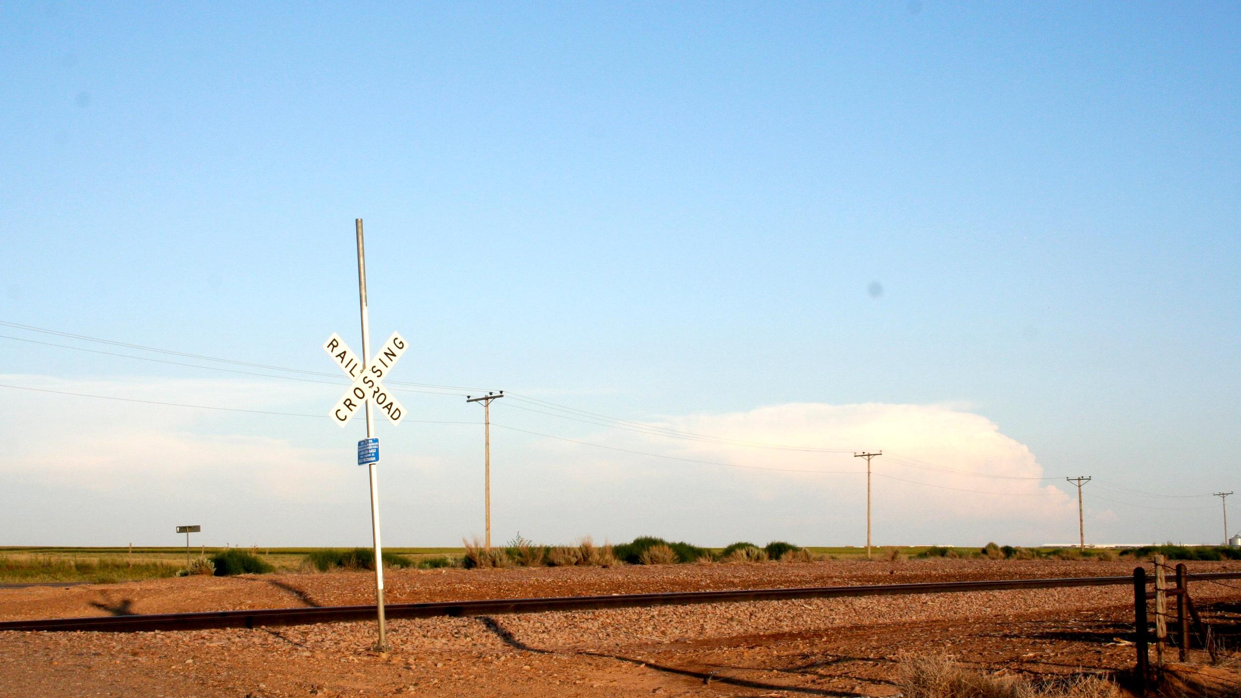 The Crossroads. Amarillo.