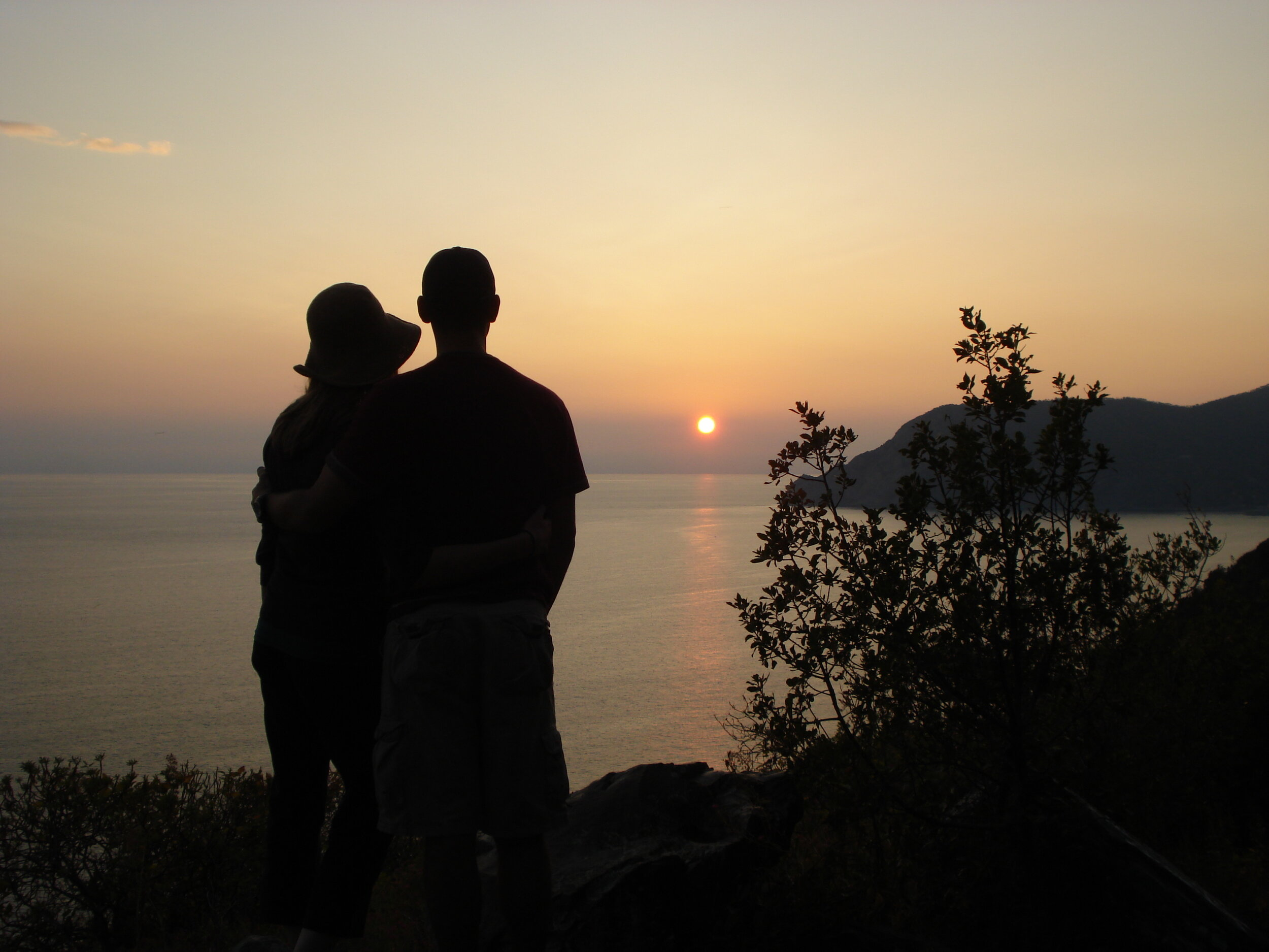 this is us in Cinque Terra, Italy (image rights reserved)