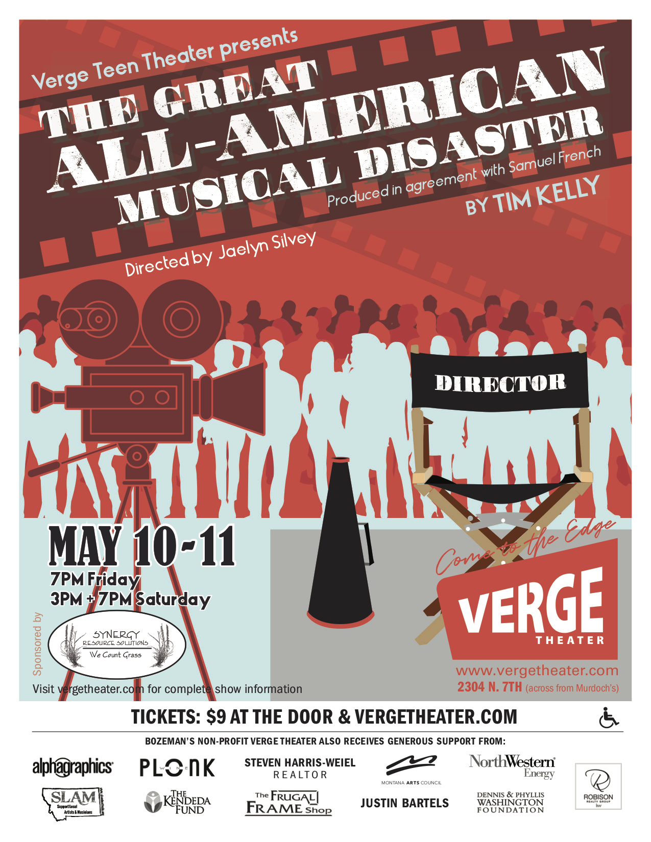 The Great All American Musical Disaster Poster 8.5 x 11.jpg