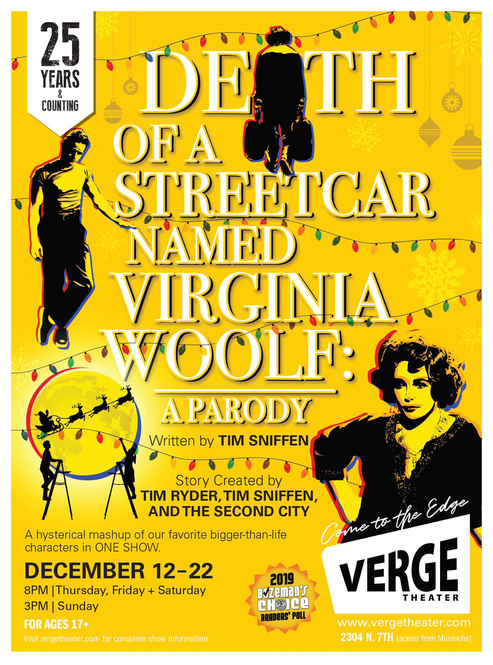 Death of a Streetcar Named Virginia Woolf Poster 11x17 for web.jpg