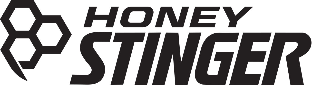 Honey Stinger Logo - 2019 - Black - Horizontal.png