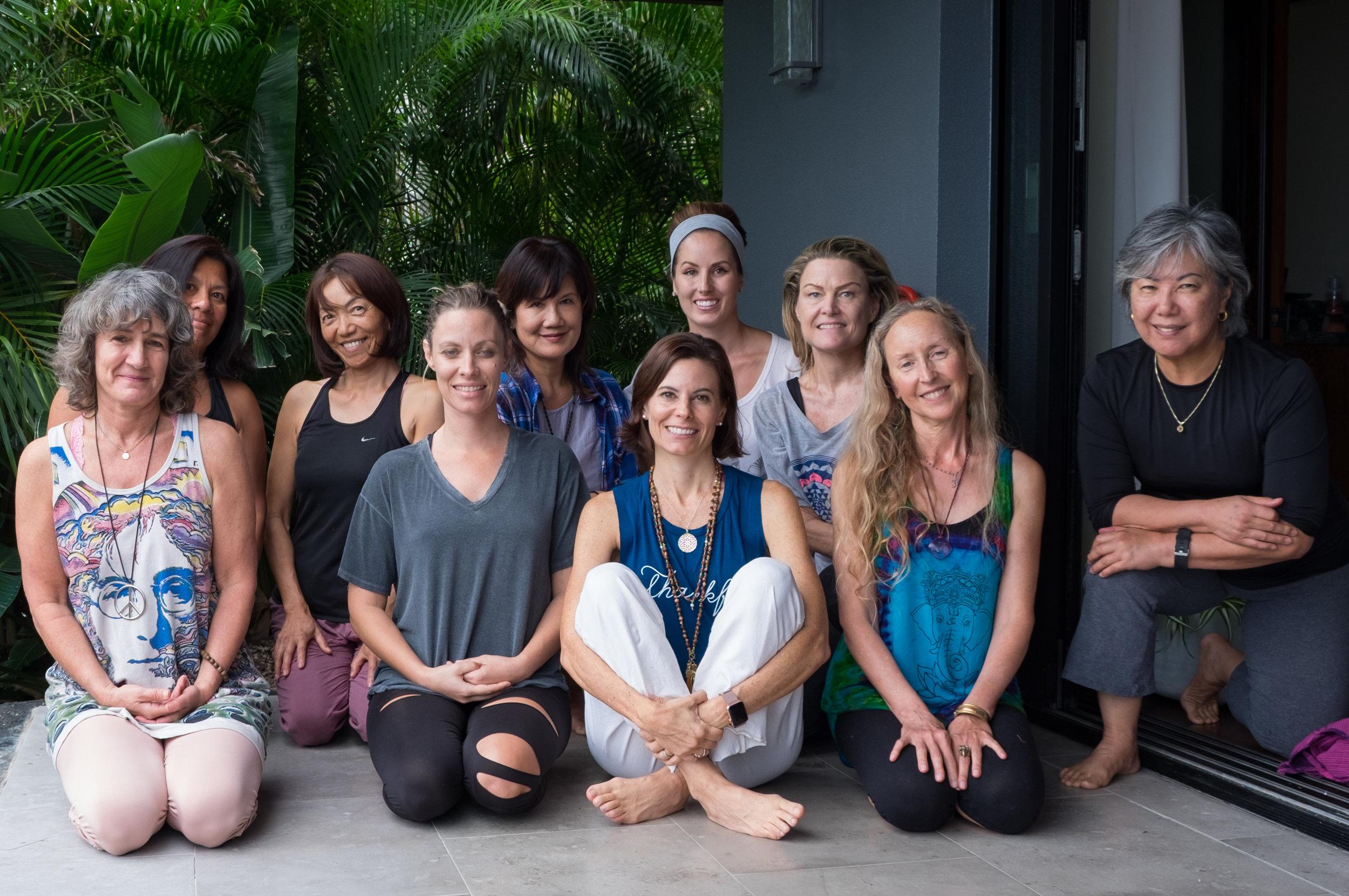 meditation group hawaii