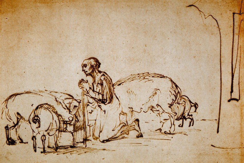 The Prodigal Son Among the Pigs