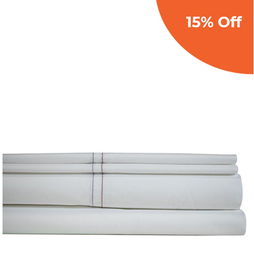 Organic Cotton Percale Sheet Sets   Alterra Pure $135.00   Save 15% off your order  with promo code:  donegood