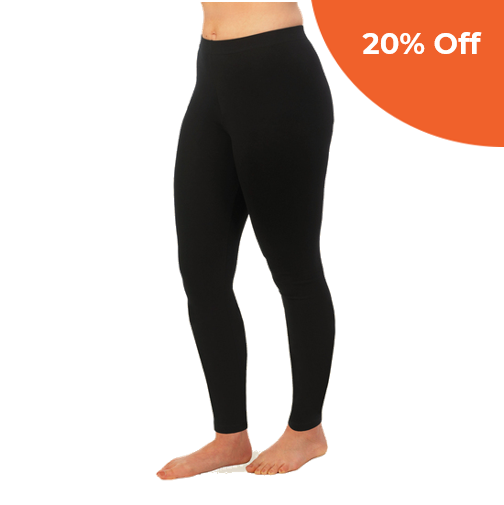Organic Cotton Basic Ankle Leggings     Maggie's Organics $28.00   Save 20% off your first order  with promo code:  donegood20