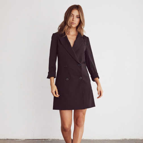 The Blazer Dress   VETTA $179.00