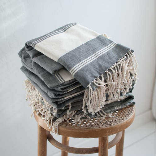 Turkish Fouta Towel   Fair + Simple $39.00
