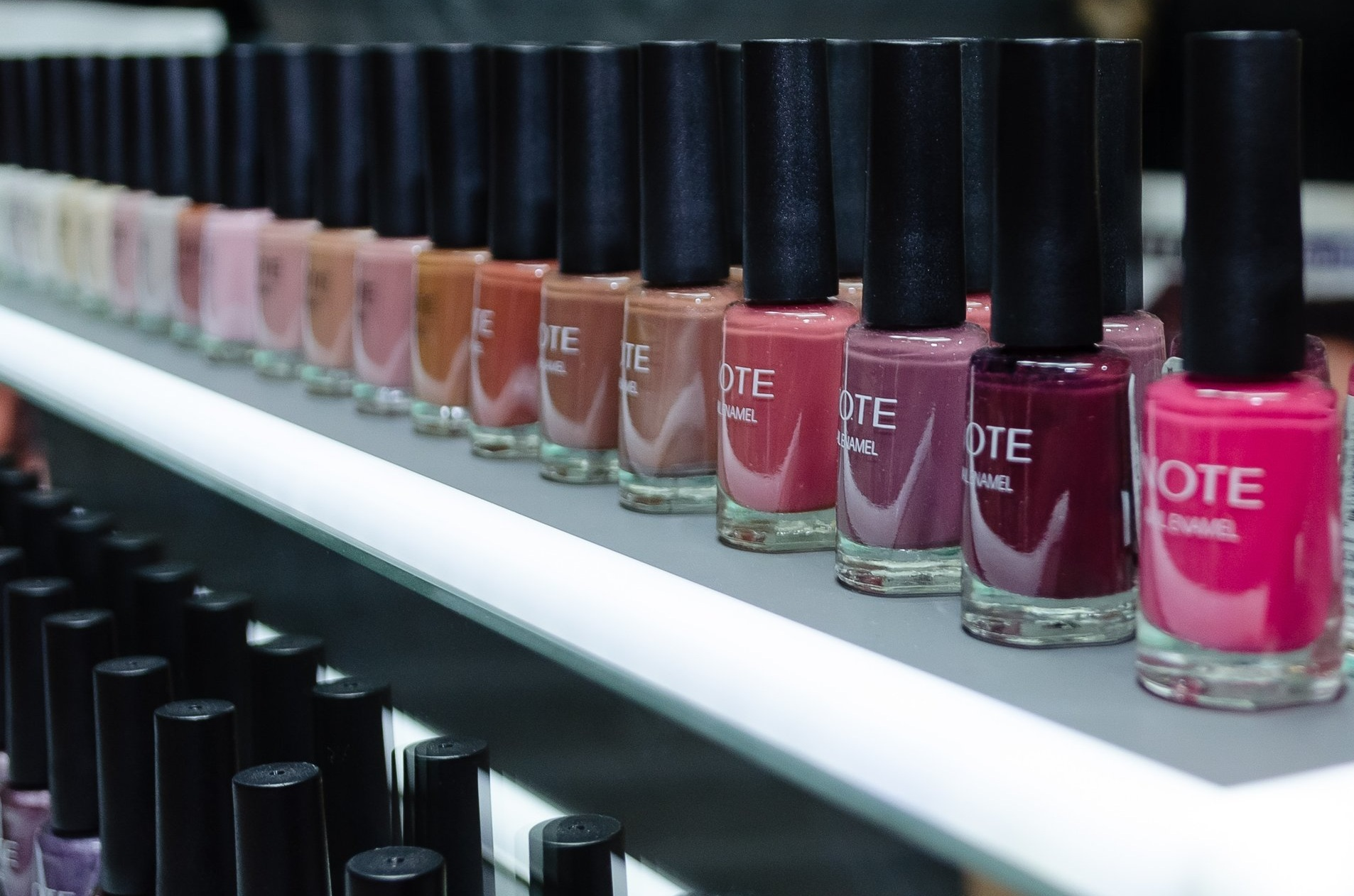 Makes you see all these pretty polishes a bit differently, doesn't it?