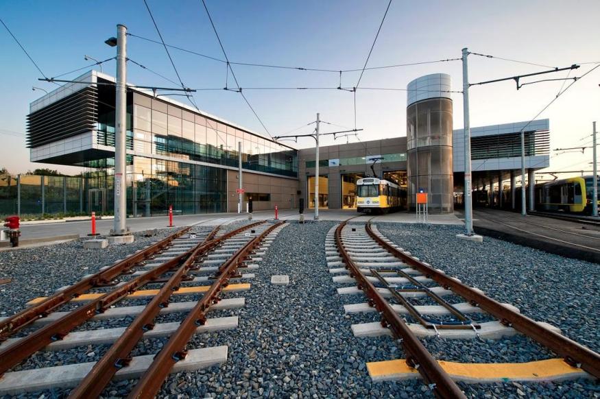 Metro Division 14 Operations & Maintenance Facility - Santa Monica, California