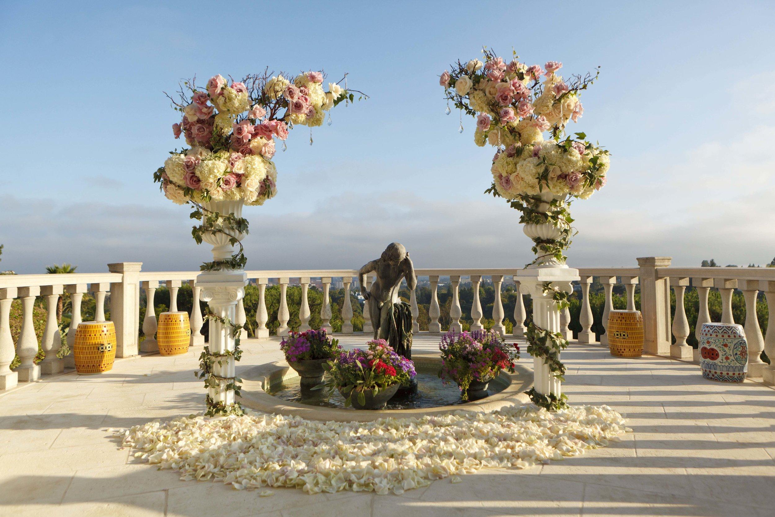 Bel Air Wedding -