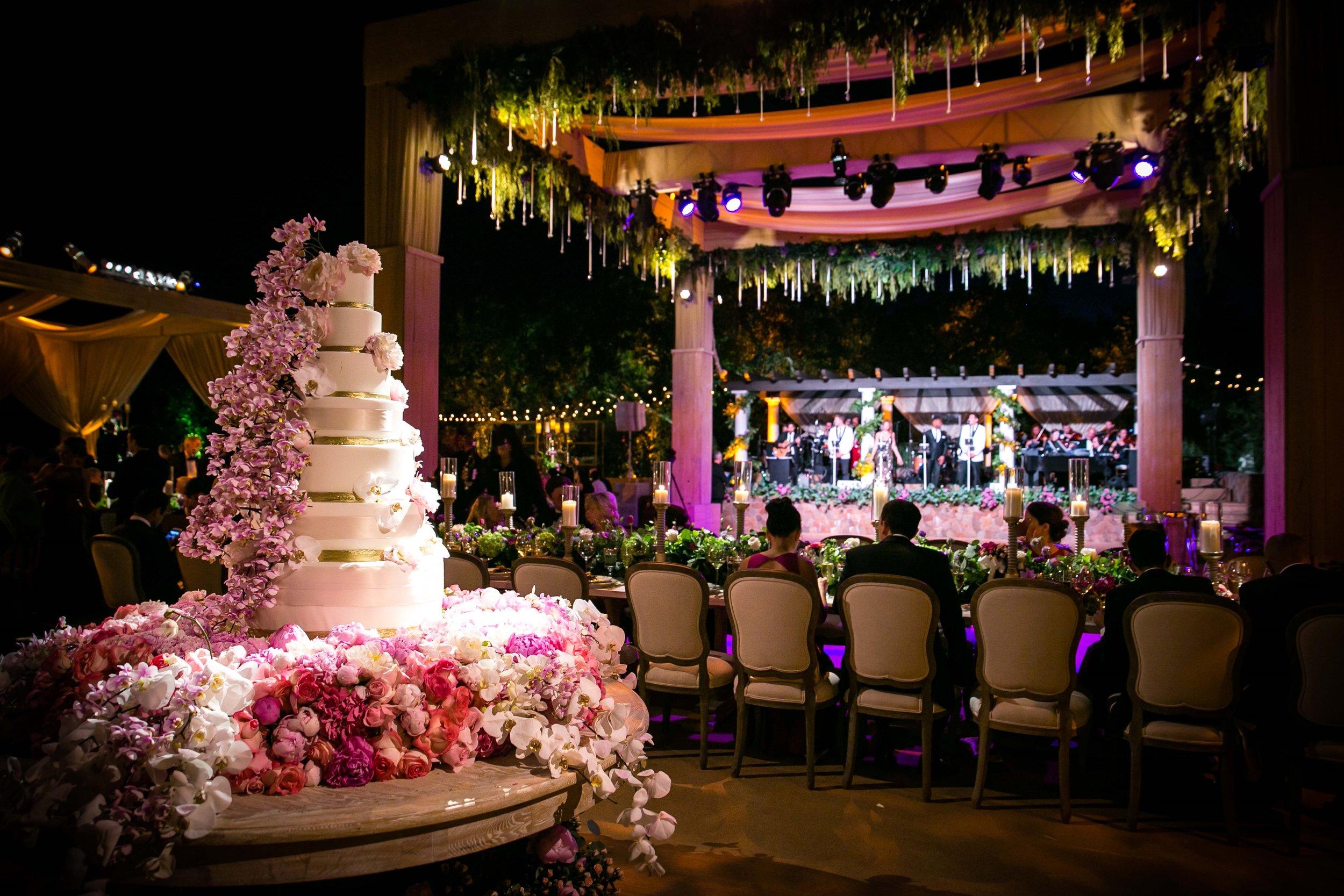 Napa Wedding Reception -