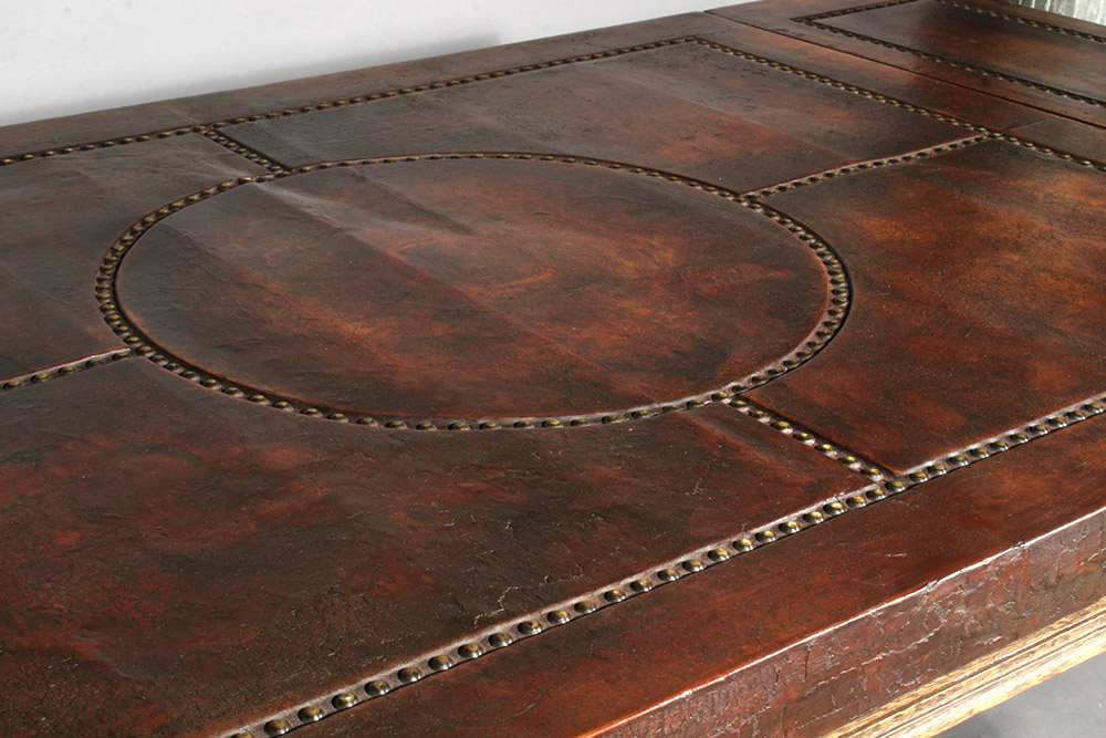 Leather Restoration And Tooling