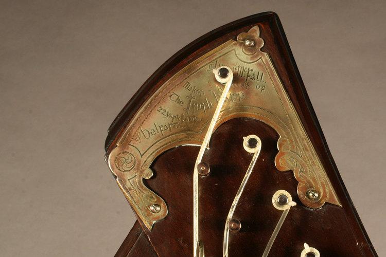 McFall harp plate