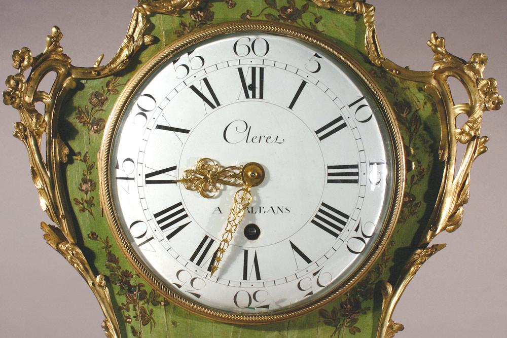 Clocks: Casework, Faces & Mechanism