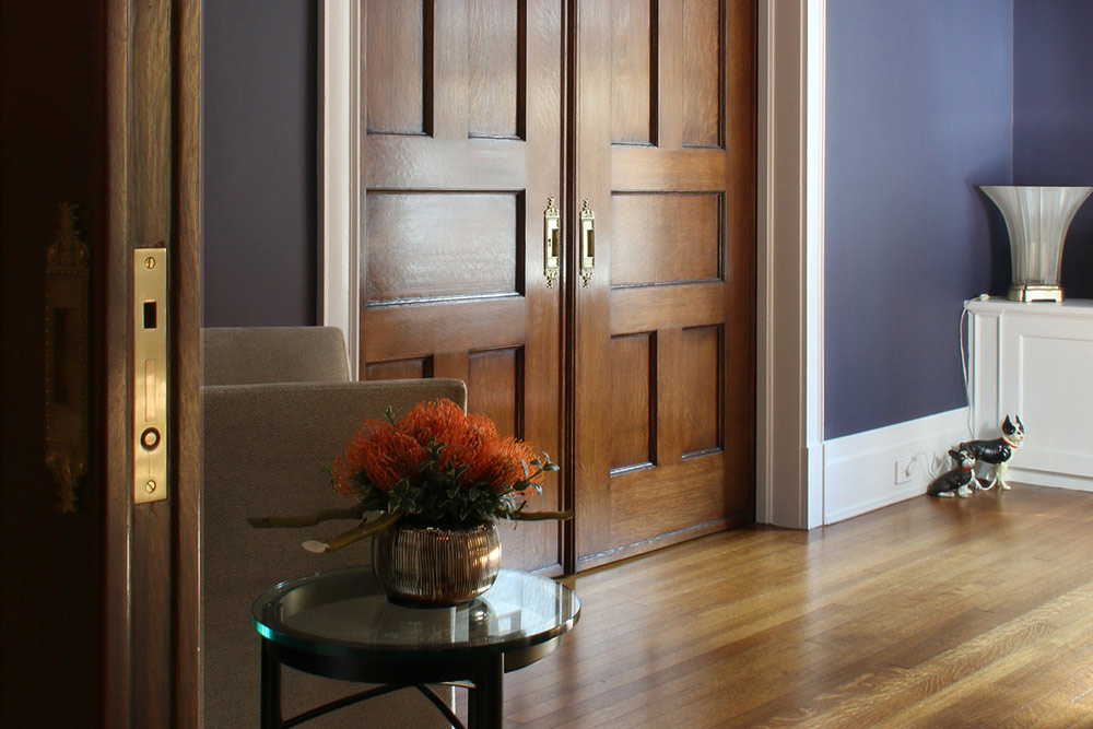 Historic Doors, Frames, and Trims