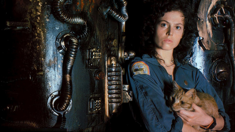 Bad Girls Die First: Horror Podcast - Alien - Ripley - Sigourney Weaver