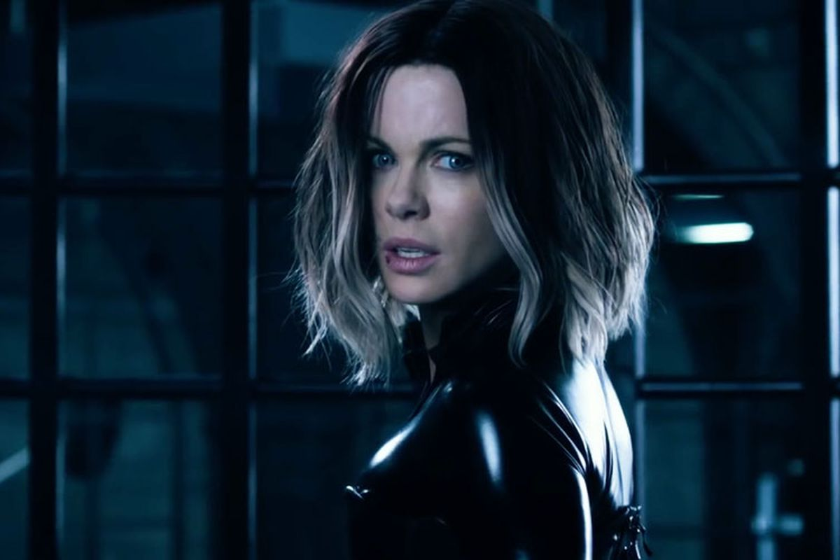 Bad Girls Die First: Horror Podcast - Underworld, Kate Beckinsale