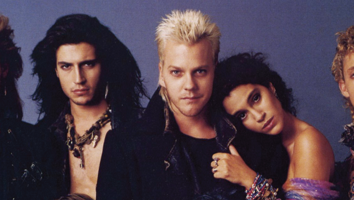 Bad Girls Die First: Horror Podcast - The Lost Boys
