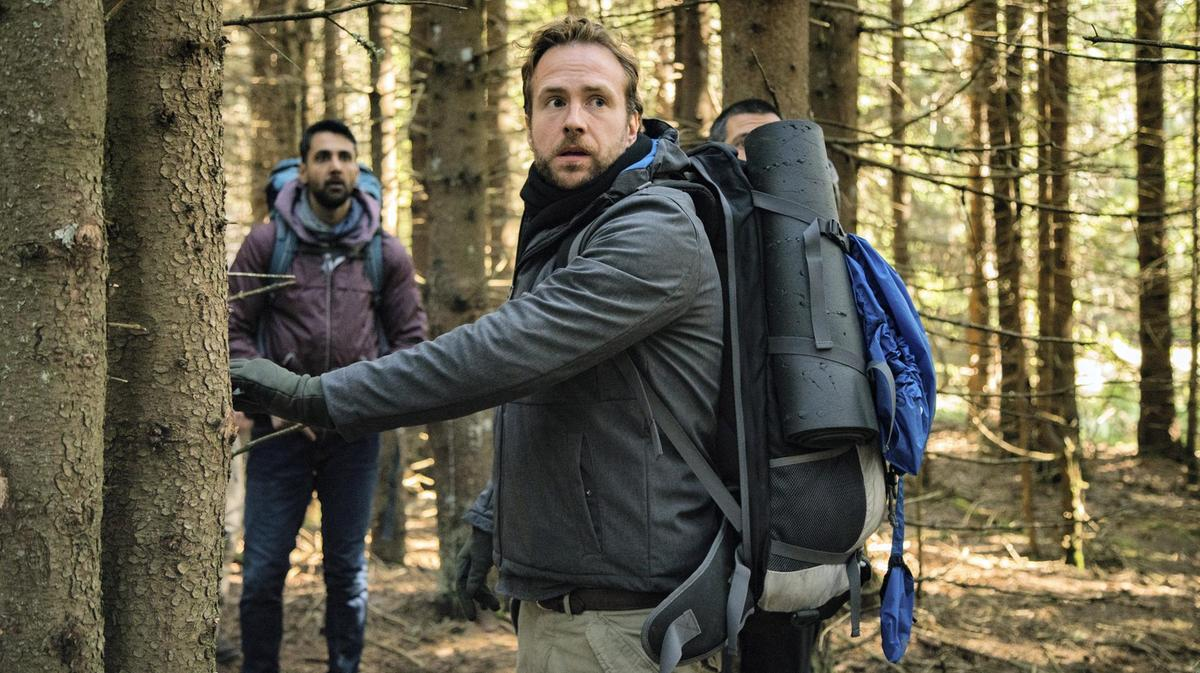 Bad Girls Die First: Horror Podcast - The Ritual - Netflix